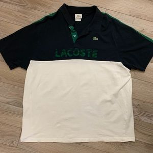 Lacoste short sleeved polo